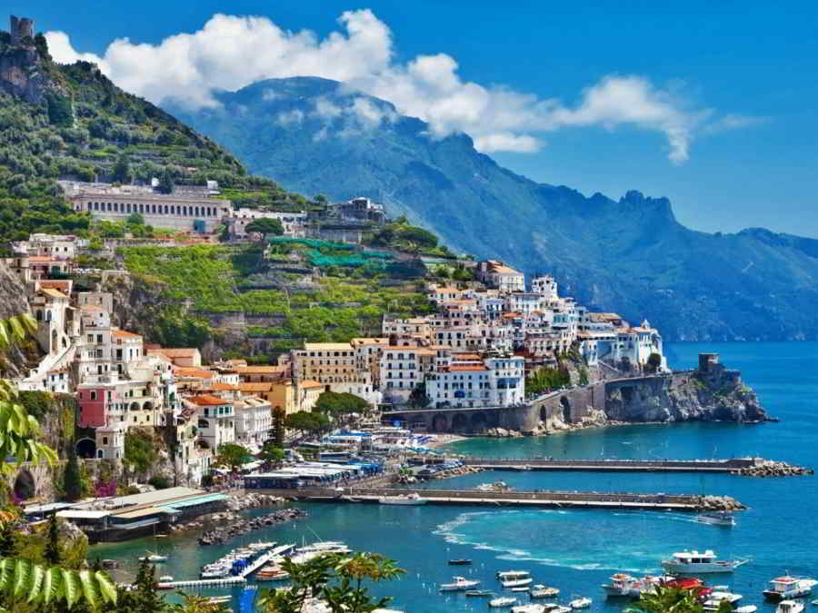 Food and shopping Tour (Sorrento & Capri)